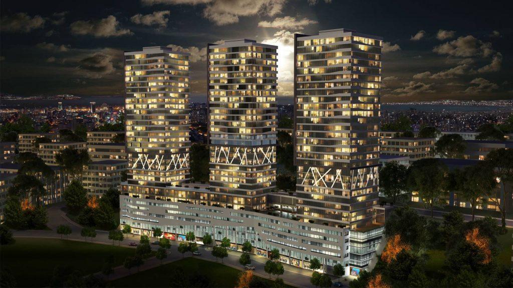 Matar بازاریابی پروژه - İstanbul 216